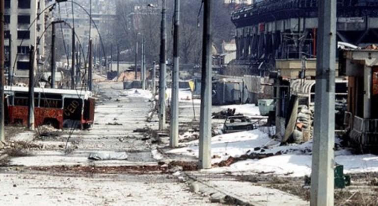 Sarajevo Under the Siege Tour - 1425 days Provided by Spirit Tours Sarajevo