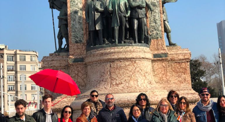 Free Tour Taksim and Galata Provided by Istanbul Tour