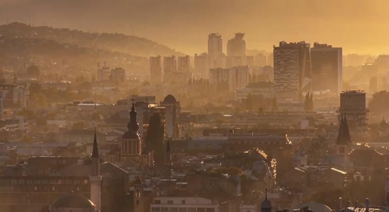 Sarajevo Panorama Tour Provided by BH Spirit City Tours