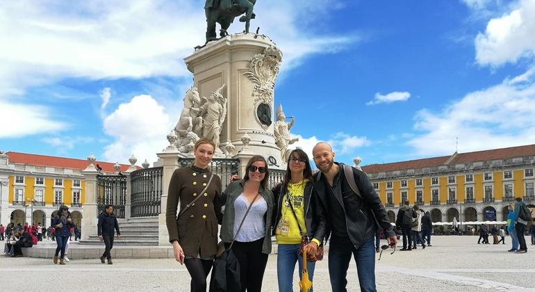 Discover Lisbon: Downtown Tour Provided by Discover Lisbon