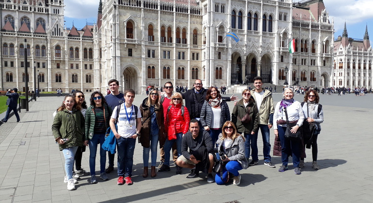 Free Tour Budapest Provided by Soutours Budapest