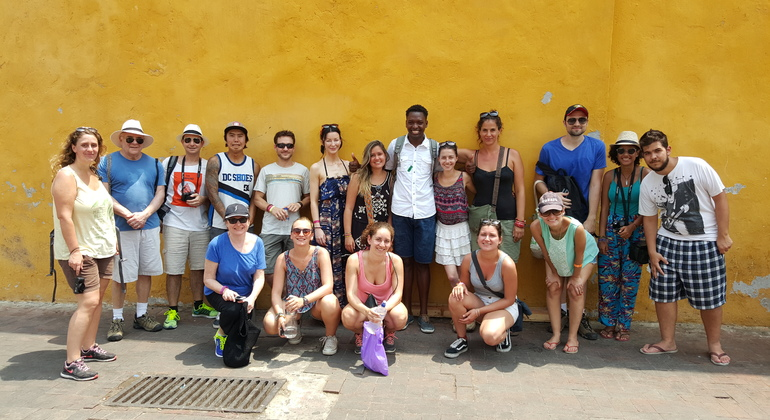 Free Walking Tour Cartagena Provided by Travel City Tours