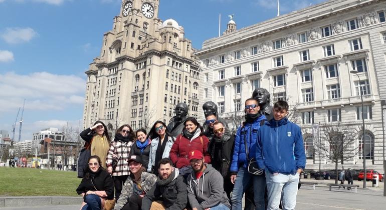 Free Liverpool Walking Tour - English and Spanish (Tip-based)