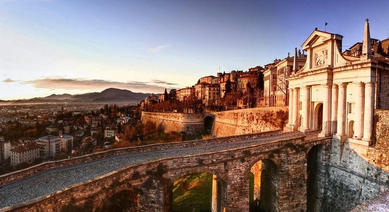 Bergamo Guided Tour Provided by Giorgio Ghidotti
