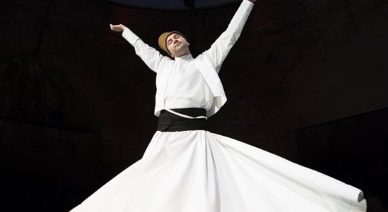 The Sufi whirling Dervishes Provided by Istanbul Tour