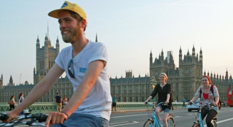 Classic Bike Tour Provided by London Bicycle Tours