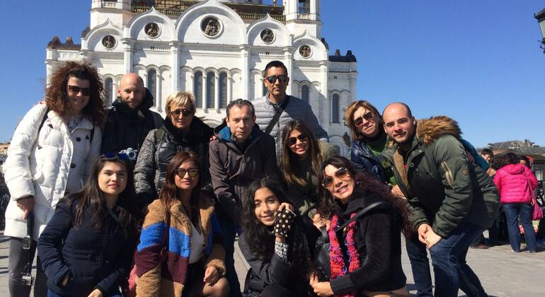 Free Guided Tour of the Moscow Center Provided by Carlos Rojas