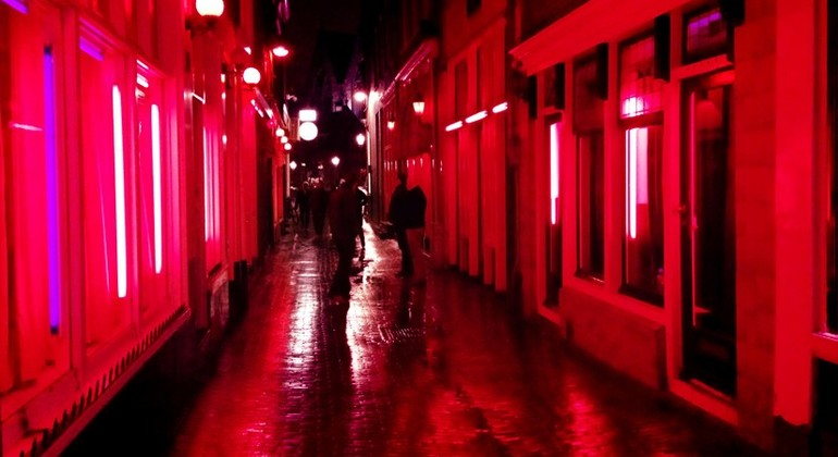 Tour to the Red Light District Amsterdam in Spanish Netherlands — #1