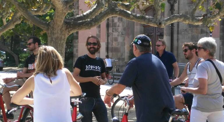 Daily Barcelona Bike Tour Provided by Bike Tours Barcelona