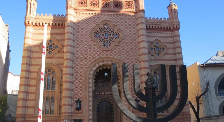 Jewish Trail Provided by Bucharest City Guide