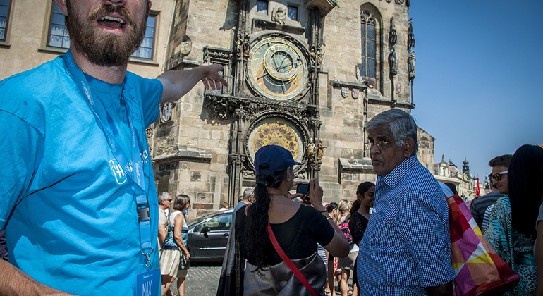 Free Old Town & Jewish Quarter Tour Czech Republic — #2