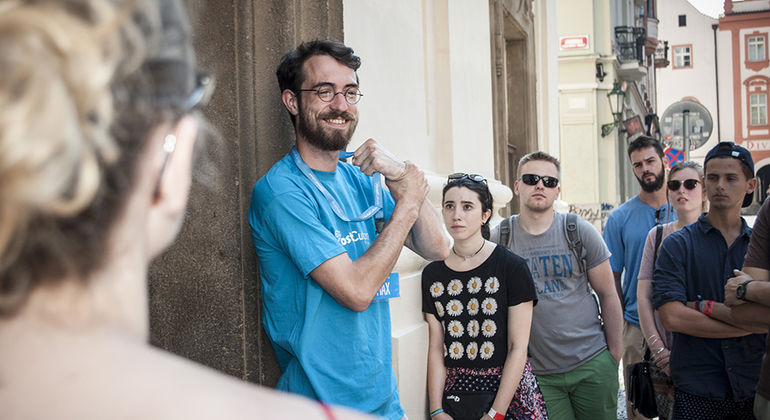 Free Old Town & Jewish Quarter Tour Czech Republic — #7