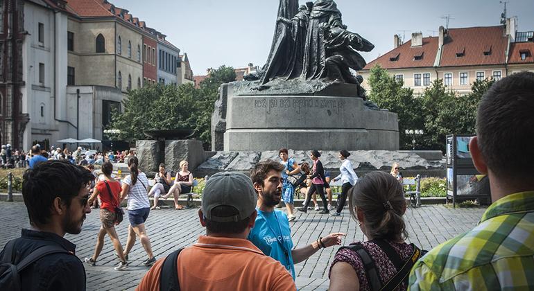 Free Old Town & Jewish Quarter Czech Republic — #11