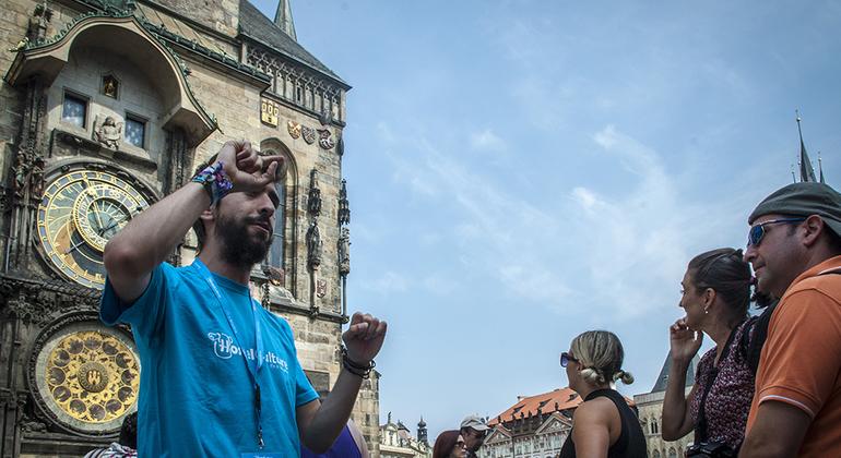 Free Old Town & Jewish Quarter Tour Czech Republic — #13
