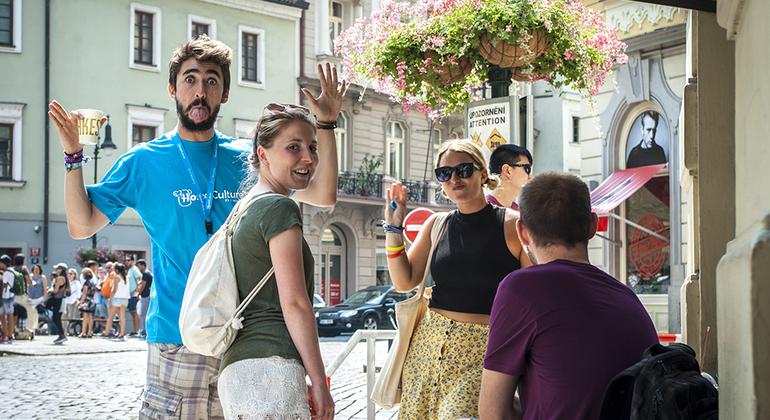 Free Old Town & Jewish Quarter Tour Czech Republic — #17
