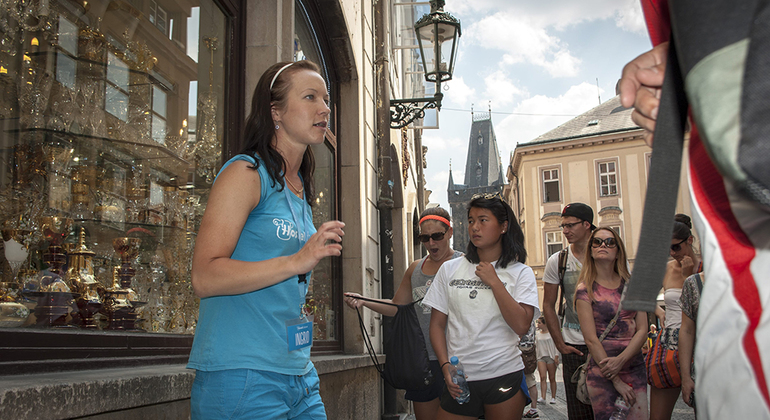 Free Old Town & Jewish Quarter Czech Republic — #21