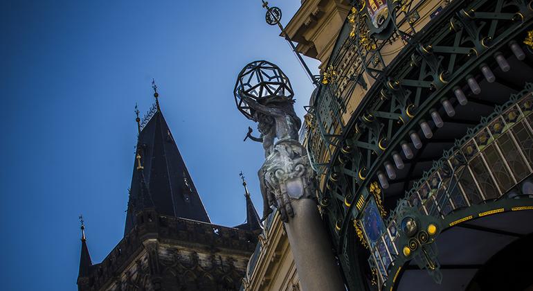 Free Old Town & Jewish Quarter Czech Republic — #27