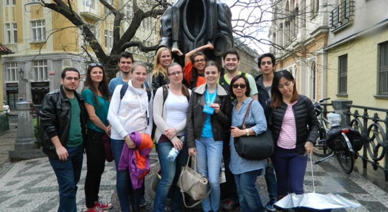 Free Old Town & Jewish Quarter Czech Republic — #43