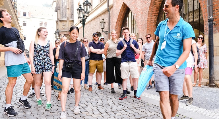 Free Old Town & Jewish Quarter Tour Provided by Generation Tours Prague