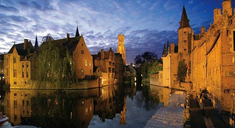 Guided Tour in Bruges with Transport Provided by Niceday Tours