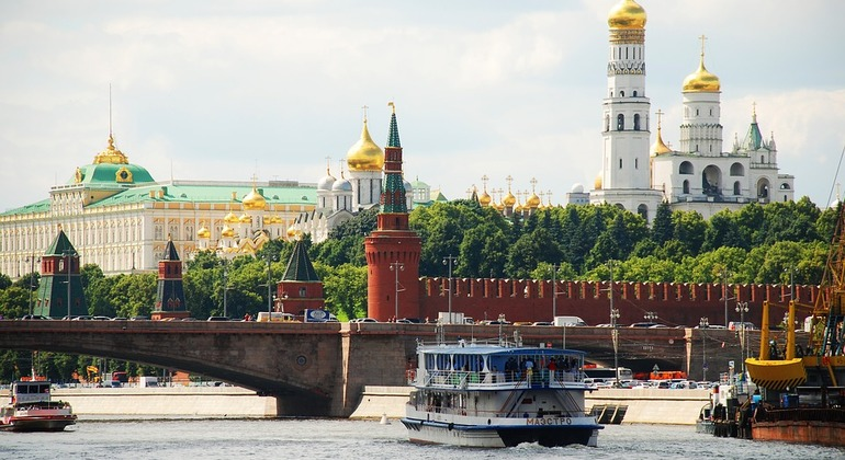 Free Tour through Moscow in Spanish Provided by Tour Gratis Rusia