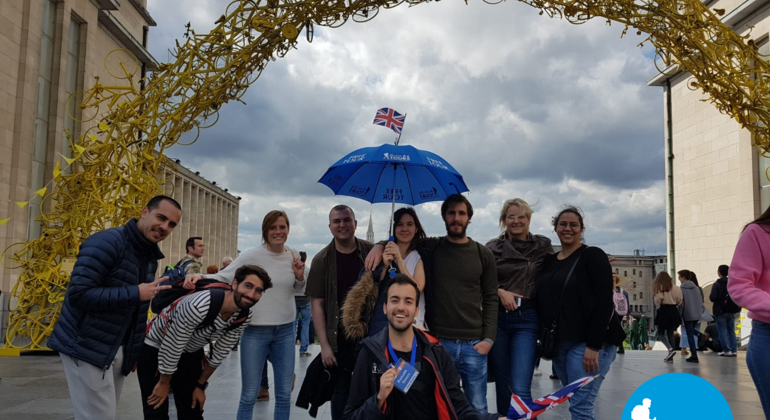 Brussels Free Walking Tour Operado por Ruta86tours