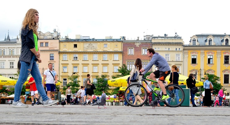 Krakow Bike Tour Poland — #1