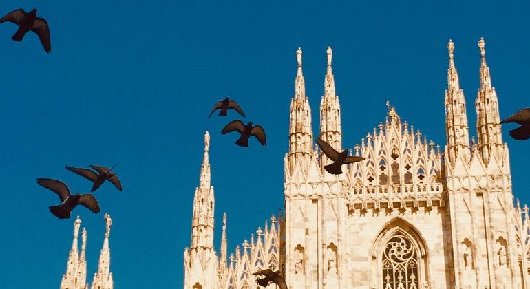 Milan City Tour in German Operado por Nadja
