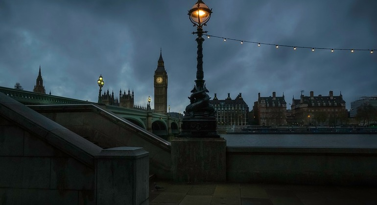 London Ghost Tour Provided by Meet the Street Tours