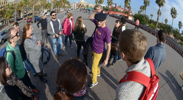 Free Gothic Quarter Tour of Barcelona Provided by Free Walking Tours Barcelona