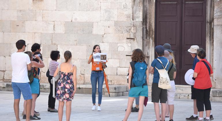 Free Spirit Walking Tour Dubrovnik Operado por Free Spirit Tours