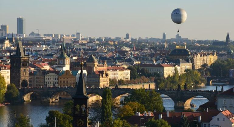Panoramic Prague Provided by Premiant City Tours