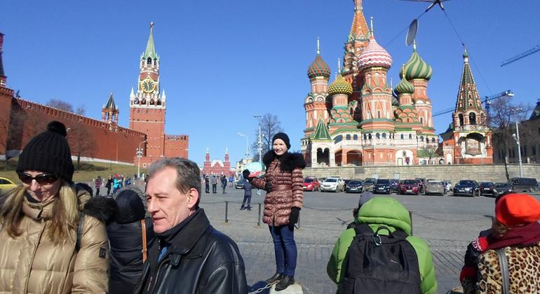 Moscow Free Tour | Компания №1 в рейтинге экскурсий...